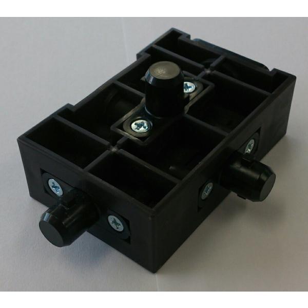 アシストスツール用コマ(ダボ3個付き)交換部品