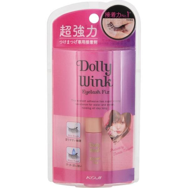 ドーリーウインク ドーリーウインク Dolly Wink アイラッシュフィックススーパーハードの画像