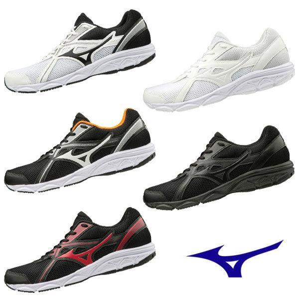ミズノマキシマイザー22ランニングシューズ幅広軽量K1GA2000K1GA2002ジョギングウォーキング通学白靴