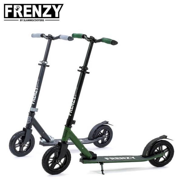 キックボード 折り畳み 大人用 205mm Frenzy フレンジー Pneumatic FR205PP 正規品