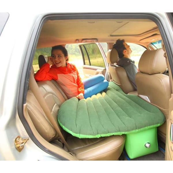 車中泊 マット 車中泊マット エアーベッド エアーマット 簡易ベッド 車中泊ベッド アウトドア キャンプ 用品 後部座席用 KingCamp キングキャンプ KM3532|matsusyou|04
