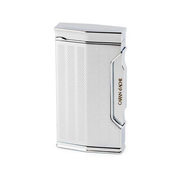 カランダッシュ ガスライター CD01-1104 バーナーフレーム クローム/レトロ CARAN d'ACHE 在庫限り