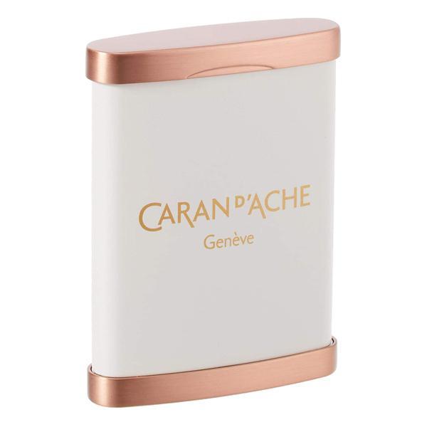 カランダッシュ 携帯灰皿 カッパー/オフホワイト CDA-0008 CARAN d'ACHE 在庫限り