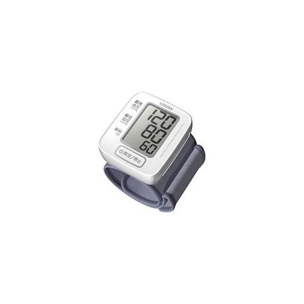 シチズン 手首式血圧計 かんたん測定 CITIZEN CHW301 matsuyasu