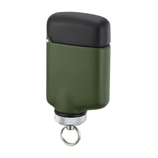 ウインドミル 内燃触媒付ライター JP JPW-0012 グリーン/ブラック 在庫限り