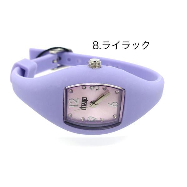 1AR by UNOAERRE イージーウォッチ イタリアン ジュエラー ウノアエレ レディース 腕時計 シリコン イージーウオッチ |matsuyatokeiten|12