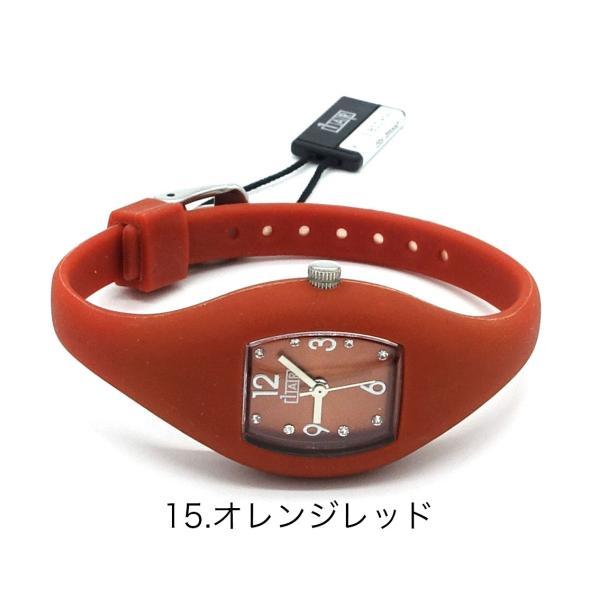 1AR by UNOAERRE イージーウォッチ イタリアン ジュエラー ウノアエレ レディース 腕時計 シリコン イージーウオッチ |matsuyatokeiten|19