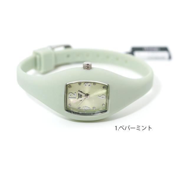 1AR by UNOAERRE イージーウォッチ イタリアン ジュエラー ウノアエレ レディース 腕時計 シリコン イージーウオッチ |matsuyatokeiten|05