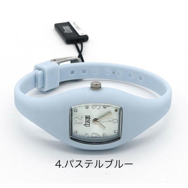 1AR by UNOAERRE イージーウォッチ イタリアン ジュエラー ウノアエレ レディース 腕時計 シリコン イージーウオッチ |matsuyatokeiten|08