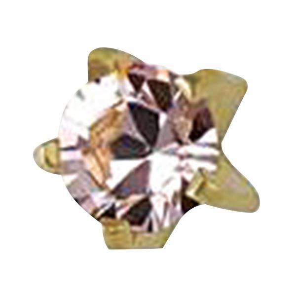 滅菌済セイフティピアッサー(チタン) 5M106ZL(アレキサンドライト) 1台 JPS 24-5206-09