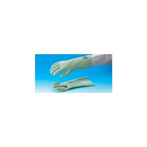 ダイローブ手袋 440 S 長さ310mm 耐溶剤用 104-01704