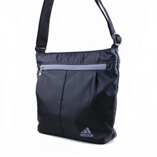 アディダス(adidas)バッグ グレイス ナイロン 縦長斜めがけショルダーバッグ 47562 クリスマス