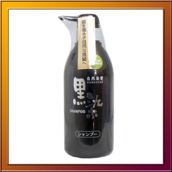 簡単白髪染めシャンプー 500ml 黒染|mattarisei