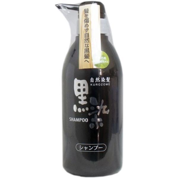 簡単白髪染めシャンプー 500ml 黒染|mattarisei|02