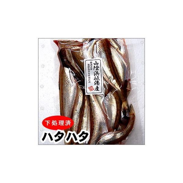 生ハタハタ(無頭・調理済み)(冷凍) 約300g入 (浜坂産) 大小あり