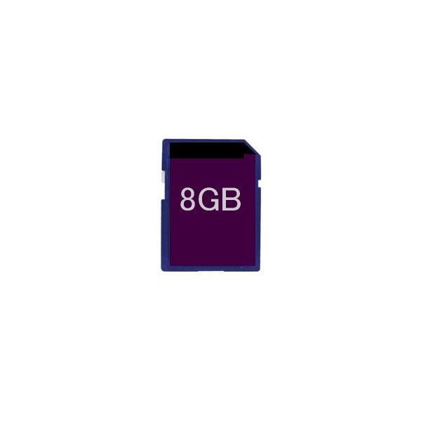 PowerShot A460/A470/A480/A550/A560/A570 IS/A580/A590 IS/A630/A640での動作保証SDHCメモリーカード 8GB