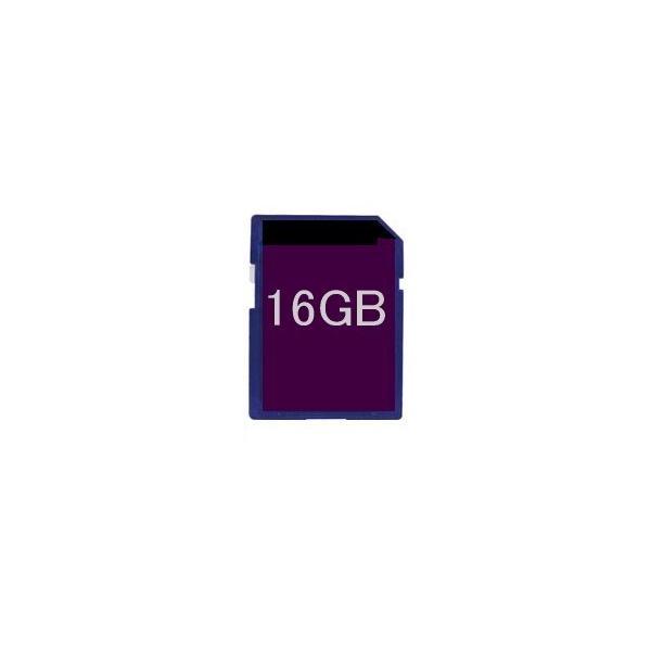 PowerShot A650 IS/A710 IS/A710 IS/A720 IS/A1000 IS/A1100 IS/A2000 ISでの動作保証SDHCメモリーカード 16GB