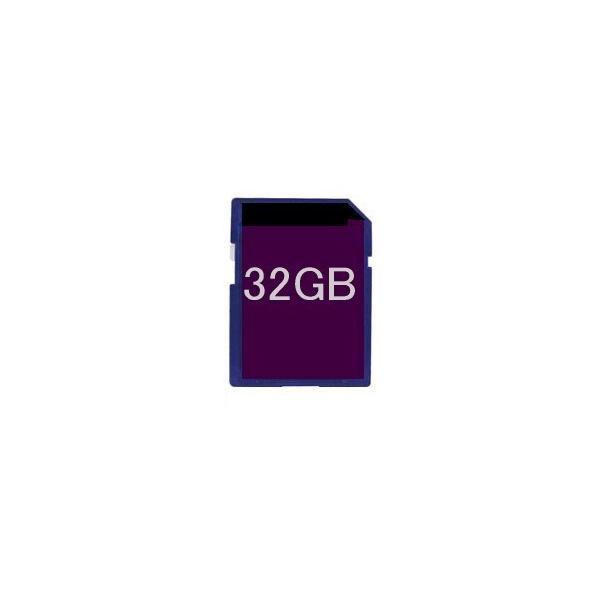PowerShot A650 IS/A710 IS/A710 IS/A720 IS/A1000 IS/A1100 IS/A2000 ISでの動作保証SDHCメモリーカード 32GB