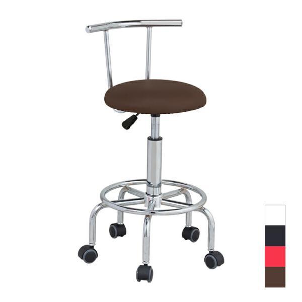 キッチンチェア ガス圧 昇降式 回転チェア キャスター付き キッチン チェアー カウンターチェアー 椅子 送料無料|maxlex