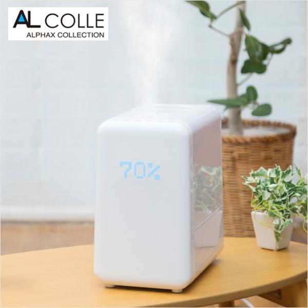 加湿器 アロマ ハイブリッド式 アロマディフューザー 卓上 おしゃれ 小型 オフィス ミニ加湿器 大容量6L 上から給水 送料無料|maxlex