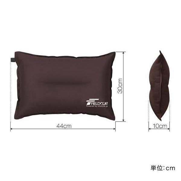 エアークッション 2個セット クッション エアー枕 エアーピロー エアピロー アウトドア キャンプ キャンプ用品 枕 車中泊 送料無料|maxshare|03