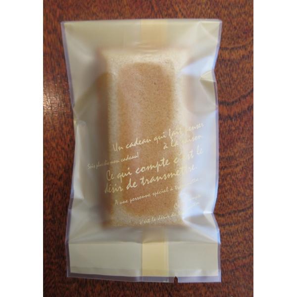 【フィナンシェ(1枚入り)】上質な発酵バターをぜいたくに使ったリッチな味わいのフィナンシェ、きび砂糖使用|mayfair-net|02