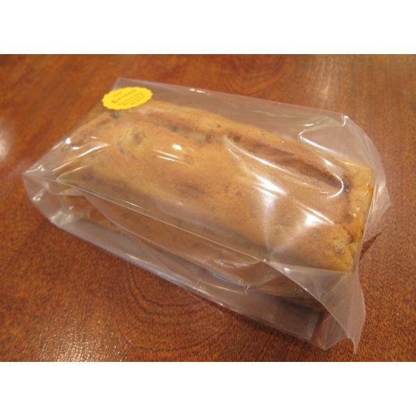 【バナナケーキ1本】要冷蔵、バナナときび砂糖の自然な甘さのパウンドケーキ|mayfair-net|02