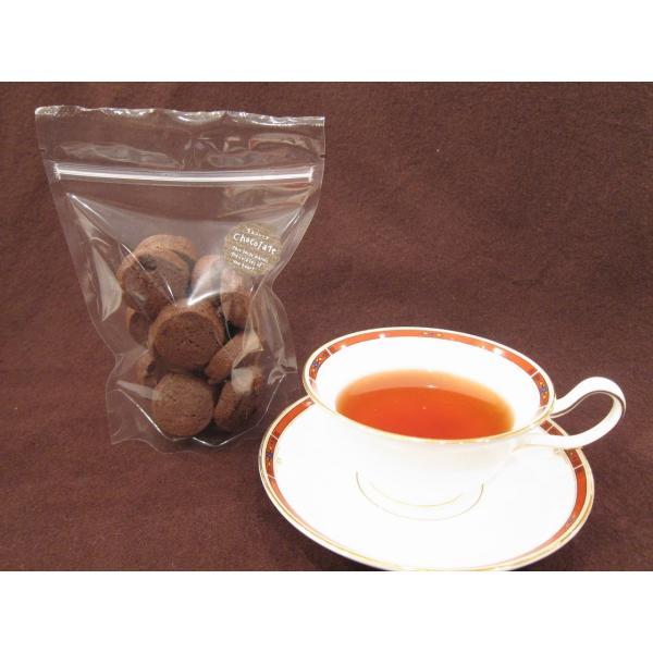 【チョコレートクッキー(15枚入り)】上質なチョコレートクッキーがたっぷり15枚入った、おやつにぴったりの大袋|mayfair-net|03