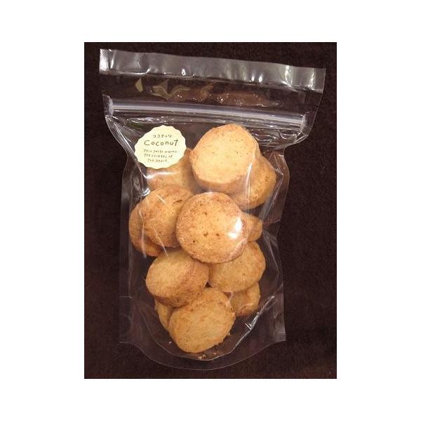 【ココナッツクッキー(15枚入り)】香り豊かなココナッツクッキーがたっぷり15枚入った、おやつにぴったりの大袋|mayfair-net|02