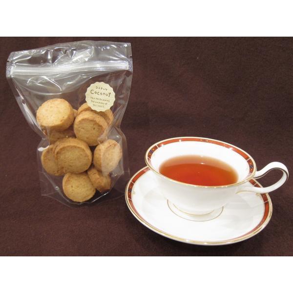【ココナッツクッキー(15枚入り)】香り豊かなココナッツクッキーがたっぷり15枚入った、おやつにぴったりの大袋|mayfair-net|03