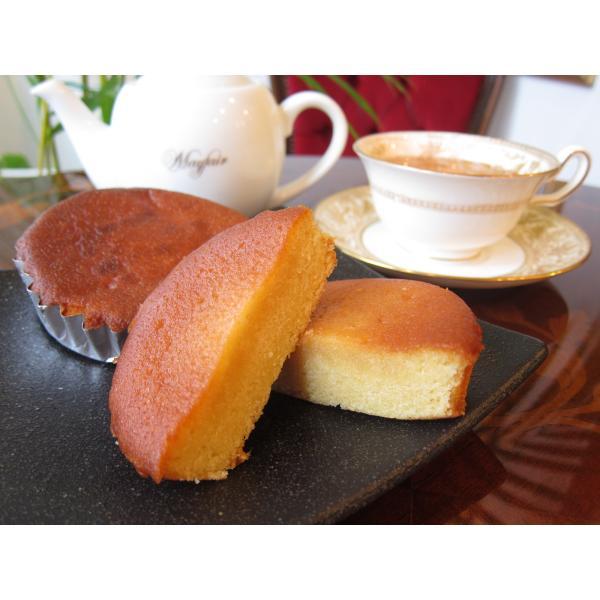 【はちみつマドレーヌ】(1個入り)蜂蜜が濃厚で食べごたえのあるマドレーヌ。きび砂糖を使っています|mayfair-net