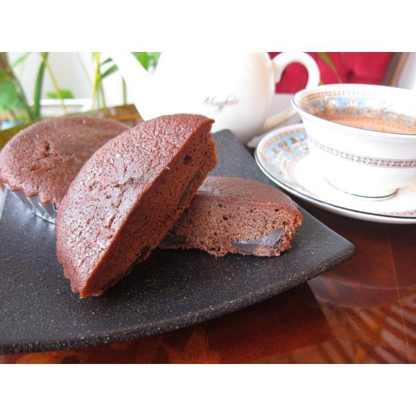 【はちみつマドレーヌ(チョコ)】(1個入り)上質なビターチョコレートを入れた濃厚しっとりマドレーヌ|mayfair-net