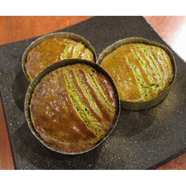 【ガレットブルトンヌ抹茶(1個入り)】バターたっぷりの厚焼きクッキー、宇治抹茶を使用した大人向けの上質なお菓子|mayfair-net