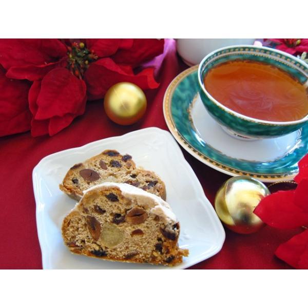 【クリスマスのシュトーレン(1本)】クリスマスまでゆっくり楽しむドイツのお菓子パン、シュトレン、ドライフルーツとスパイスたっぷり|mayfair-net|02