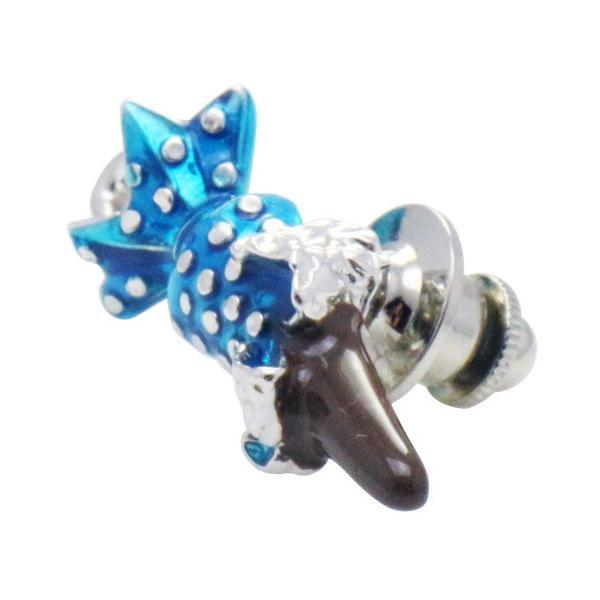 クールビズ 贈り物 ピンズ ラペルピン スワンク チョコレート パラソルチョコ SWANK|mays-jewelry|02