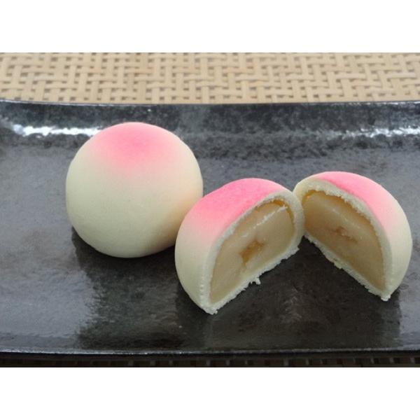 銘菓 福島の桃(12個入)   まざっせこらっせの商品5000円以上お買い上げで送料無料 mazassekorasse 05