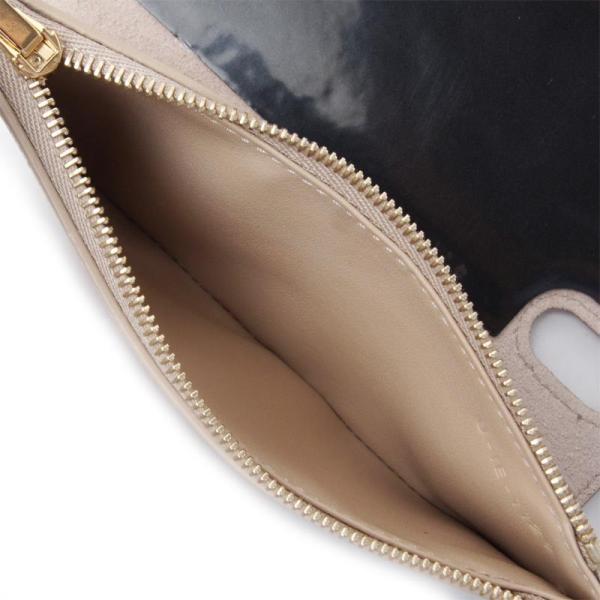 セリーヌ CELINE フォン クラッチ C セー iPhone X、XS  スマホケース ベージュ レディース 10c54-3blj-03nd|mb-y|07