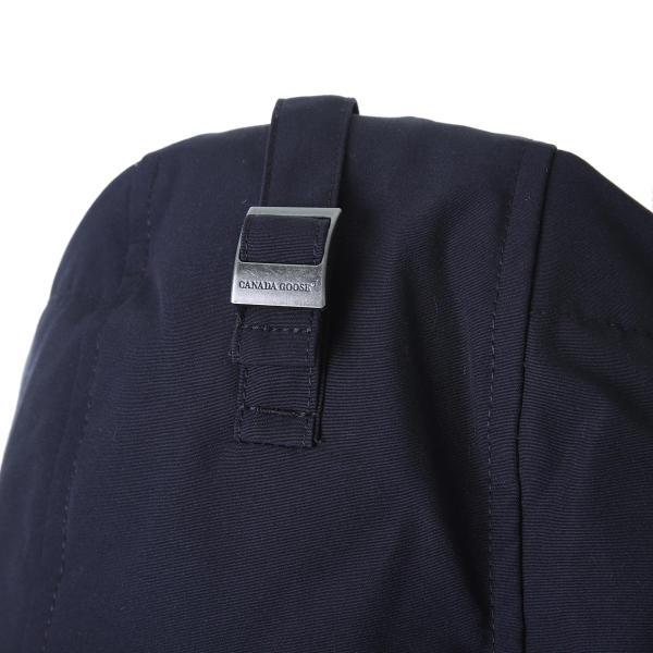 カナダグース CANADA GOOSE ダウンジャケット MACMILLAN PARKA ブラック メンズ 3804m-61|mb-y|08