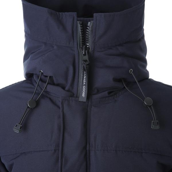 カナダグース CANADA GOOSE ダウンジャケット MACMILLAN PARKA ブラック メンズ 3804m-61|mb-y|09