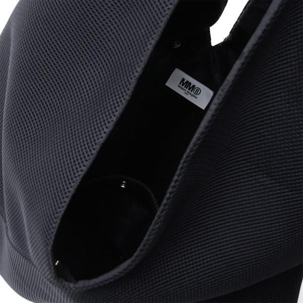 エムエム 6 メゾンマルジェラ MM6 Maison Margiela トートバッグ ジャパニーズ ブラック レディース s41wd0034-pr992-t8013