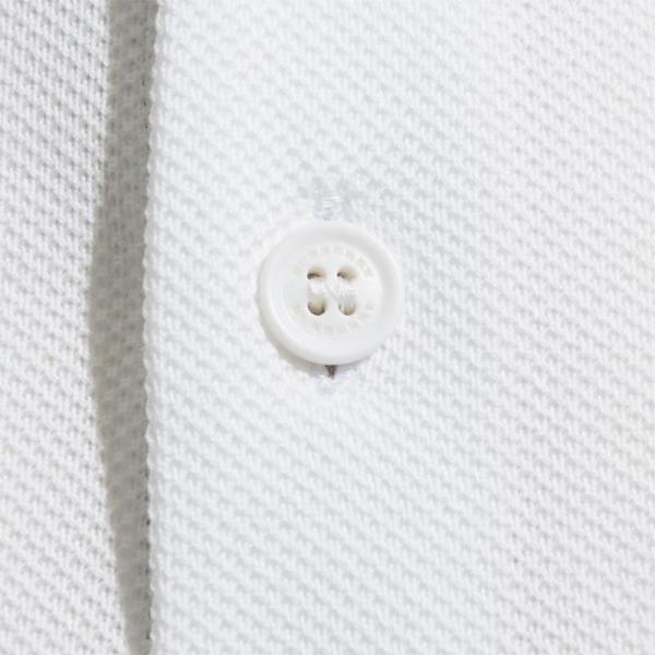 バーバリー BURBERRY ポロシャツ ホワイト メンズ 8000919-white|mb-y|06