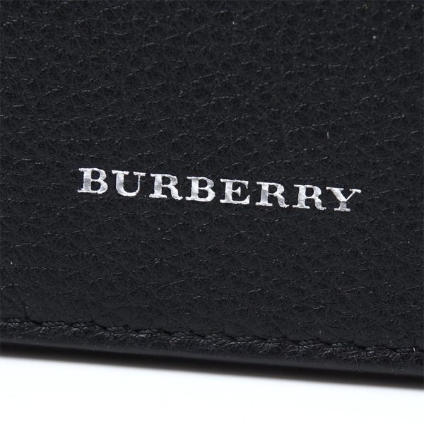 バーバリー BURBERRY 長財布 フォンウォレット ブラック レディース 8005577-black|mb-y|06