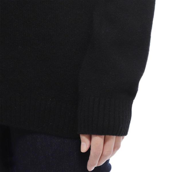 モンクレール MONCLER クルーネックセーター ブラック レディース 9055850-a9234-999|mb-y|05