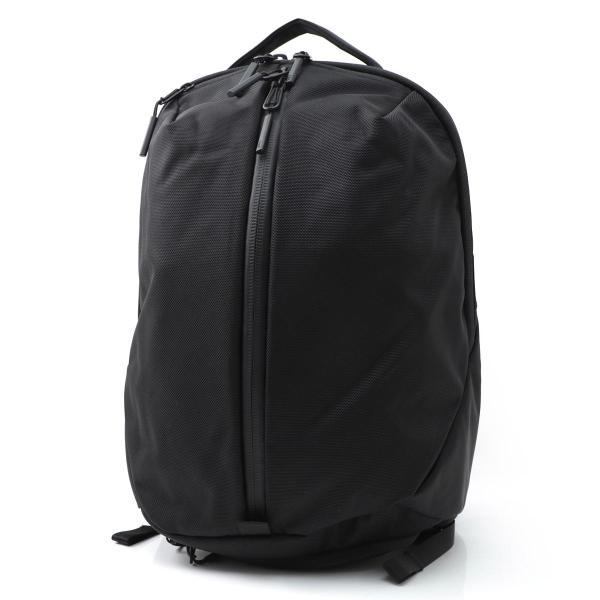 エアーAerバックパックFITPACK2リュックサックブラックメンズaer11002-fitpack2-black