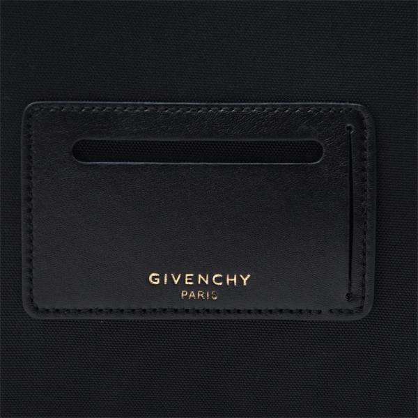 ジバンシー GIVENCHY バックパック リュックサック ブラック メンズ バッグ 鞄 かばん 自転車 アウトドア 高機能 便利 bk500jk03m-009