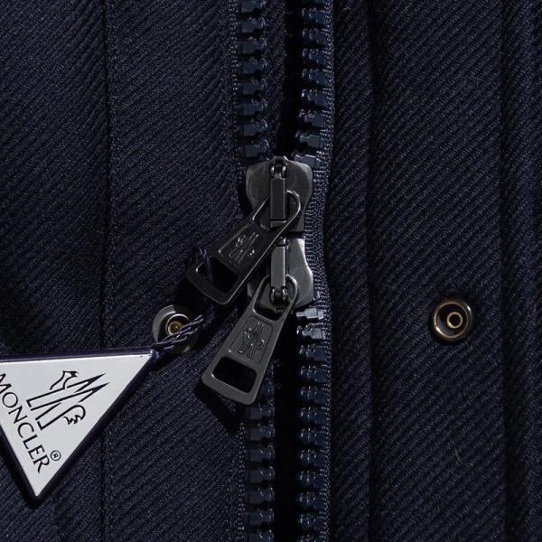 モンクレール MONCLER ダウンジャケット ブルー メンズ ダウン アウター おしゃれ デザイン bruce-4181985-54275-742 BRUCE|mb-y|07