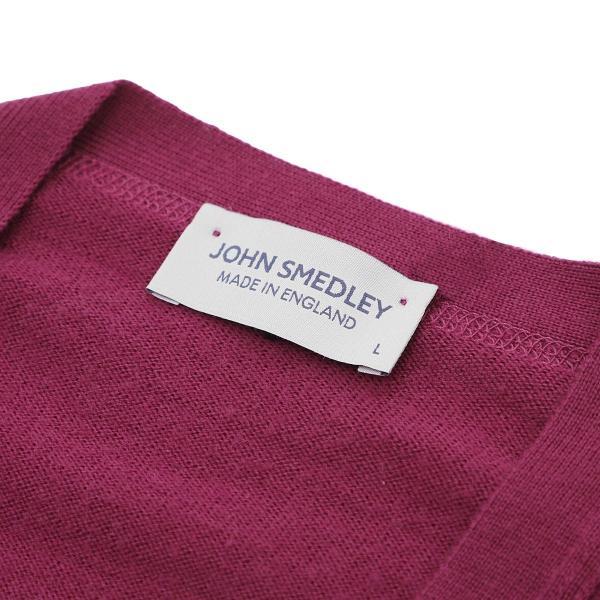 ジョンスメドレー JOHN SMEDLEY カーディガン BURLEY ビューレイ 24ゲージ メンズ|mb-y|11
