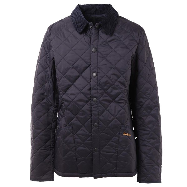 バブアー Barbour キルティングジャケット BARBOUR HERITAGE LIDDESDALE QUILT キルティングブルゾン メンズ mqu0240ny92-navy|mb-y|05