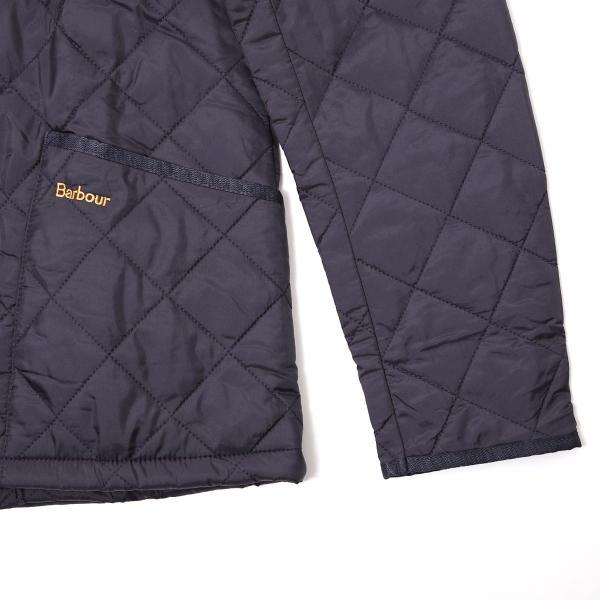 バブアー Barbour キルティングジャケット BARBOUR HERITAGE LIDDESDALE QUILT キルティングブルゾン メンズ mqu0240ny92-navy|mb-y|08