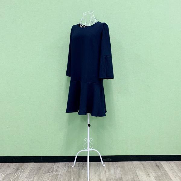 EGERIE エジェリー no.15 フランス製 パリ ワンピース ネイビー 2018-2019年 T2(M/Lサイズ)新作 mcb-apparel 05